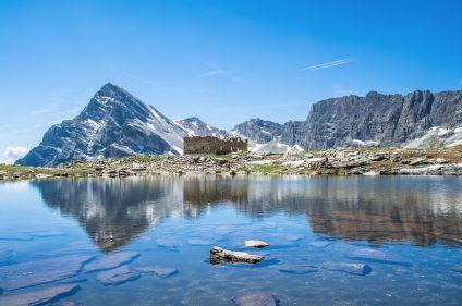 La ronde des lacs du Queyras