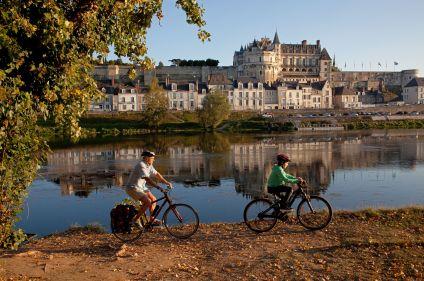Découverte des châteaux de la Loire en famille