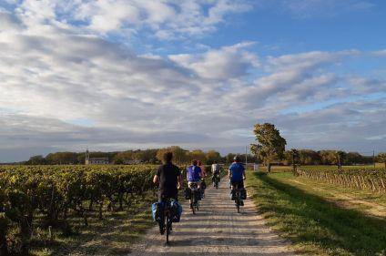 Escapade en Gironde, océan et vignobles à vélo
