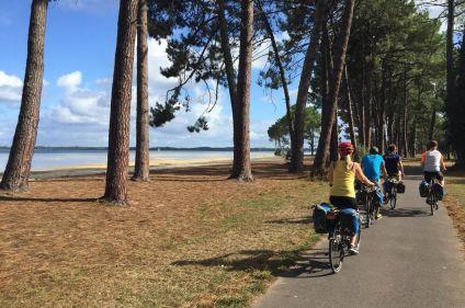 Vélodyssée : de la Gironde au Pays basque