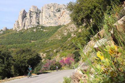 Alpes du soleil et Ventoux en vélo de route