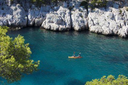 Des Calanques et des Îles en kayak de mer