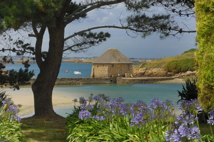 De l'île de Bréhat au Sillon de Talbert