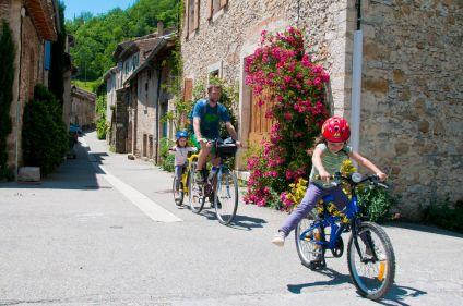 Multi-activités dans le Parc du Haut Languedoc