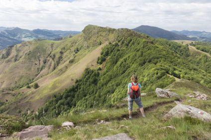 Le Pays basque en liberté par le GR10