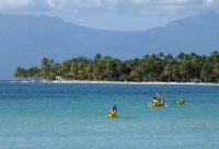 La Guadeloupe en kayak