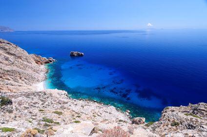 Les Cyclades, Naxos et Amorgos