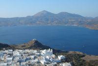 Iles des Cyclades : Milos et Sifnos