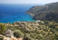 Crète, grandes randonnées côte sud