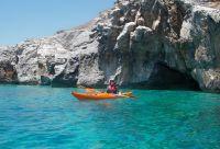 Côte sud crétoise en kayak