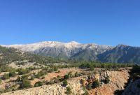 Traversée des montagnes Blanches
