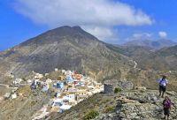 Montagnes et criques de Karpathos