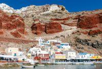 Bouquet de Cyclades en mer Egée