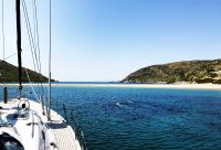 Navigation et randonnées dans les Cyclades