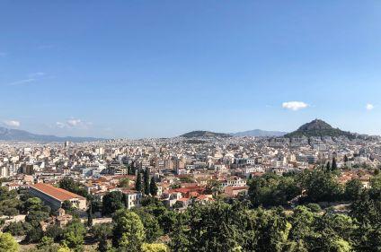 Athènes et les îles Saroniques à vélo