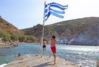 Voyage dans les Cyclades, au cœur du Grand Bleu