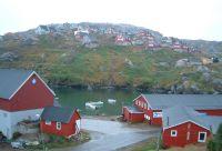 Entre l'Islande et le Groenland