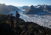 Trek et kayak au cœur des glaces du Groenland