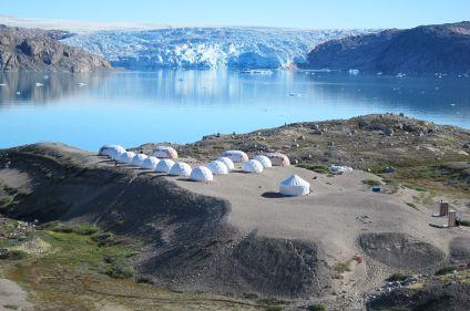Randonnée entre toundra, glaciers et icebergs