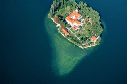 Iles et merveilles de Dalmatie