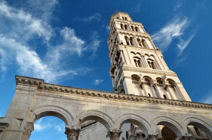 De Split à Dubrovnik à bicyclette