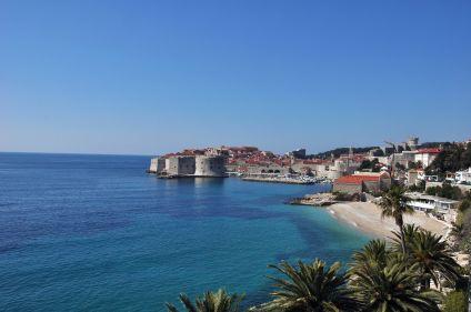Dubrovnik et les îles dalmates à vélo