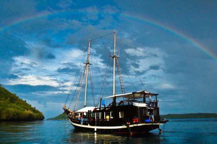 Flores et Komodo : l'Indonésie entre terre et mer
