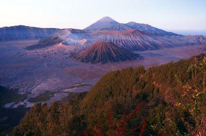 Temples et volcans de l'est de Java