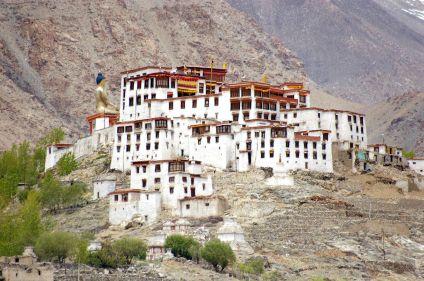 Ladakh en hiver, le festival de Likir