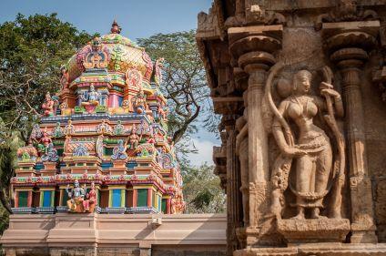 L'Inde du Sud, de Pondichéry à Cochin