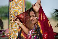 Tribus du Gujarat et mela de Koteshwar