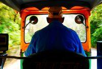 Les trésors de l'Inde en train