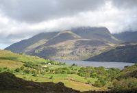 Les montagnes du Connemara