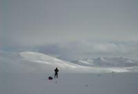 Expédition sur la calotte glaciaire du Langjökull