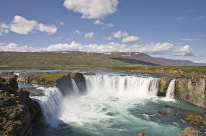 Tour de l'Islande