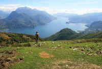 Sommets et randonnées panoramiques du lac de Côme