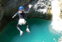 Canyons et randos dans le Piémont italien