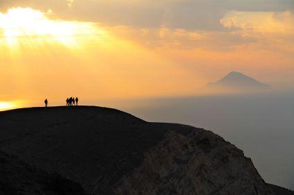 Des Eoliennes aux terres volcaniques de l'Etna