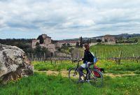 De Pise à l'île d'Elbe à vélo