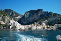 Cabotage et vélo dans le golfe de Naples