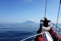 Rando et navigation dans l'archipel des Eoliennes