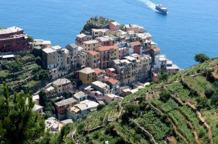 Cinque Terre, Portofino et île de Palmaria