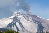 De l'Etna à Taormina, neige et mythologie grecque