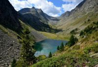 Lacs et sommets de l'Argentera