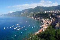Montagnes secrètes de Sicile et de Calabre