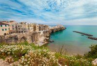 Les Pouilles, balcon sur la Méditerranée