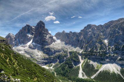 Le tour des Dolomites en vélo de route