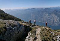 Des Dolomites de Brenta au lac de Garde