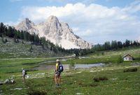 Les Dolomites autour de Cortina d'Ampezzo