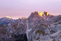 Le charme des Dolomites de Cortina